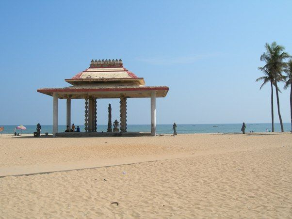 Golden Beach, Chennai