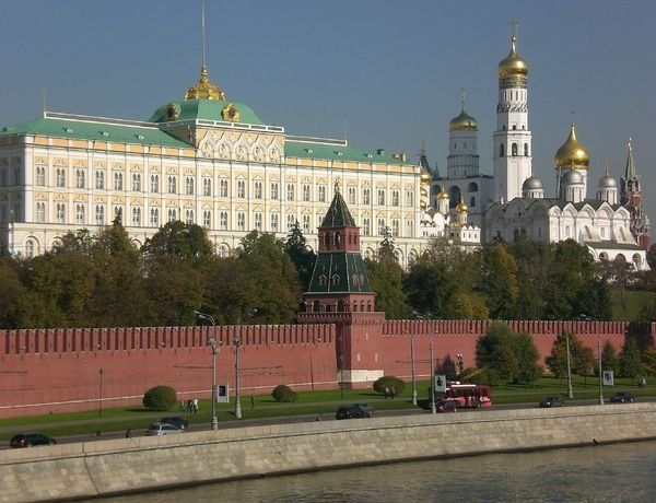 Grand Kremlin Palace, Moscow - Russia