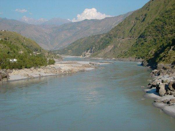 Top Longest Rivers In India By Length - Two longest rivers in the world