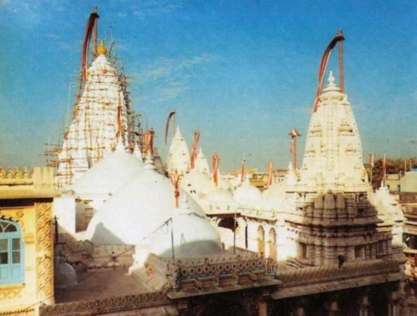 Jain Temples in Jamnagar