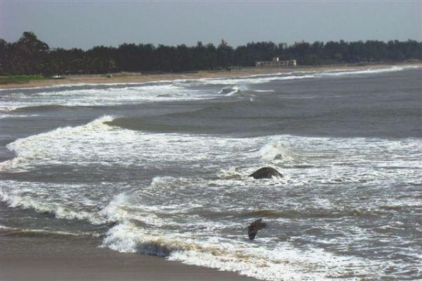 Mamallapuram Beach, Chennai