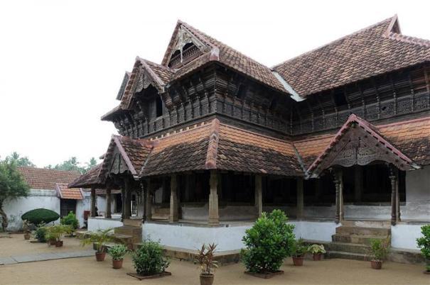 Padmanabhapuram Palace, Padmanabhapuram