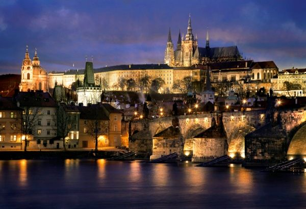 Prague Castle, Prague - Czech Republic