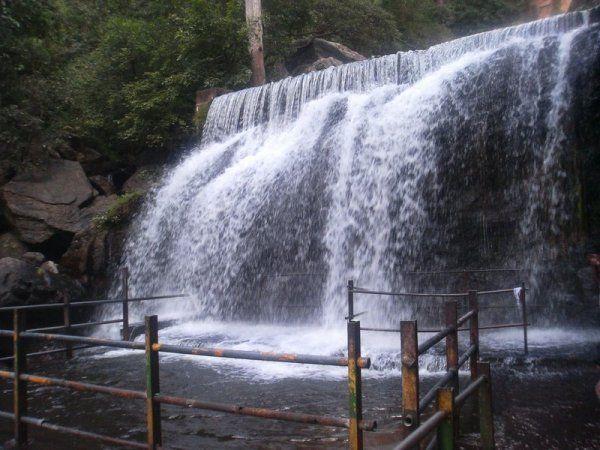 Suruli Falls, Theni