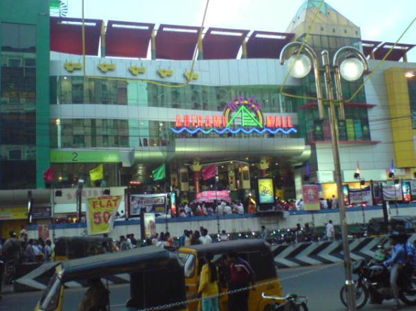 Abirami Mega Mall, Chennai