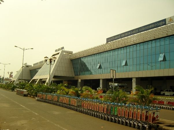 Top 5 Civil Airports in Kerala