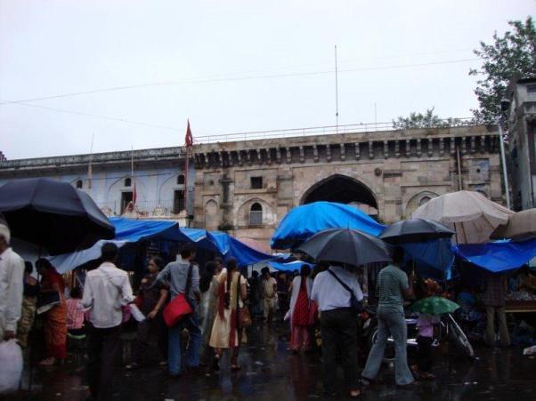 Lal Darwaja in Ahmedabad