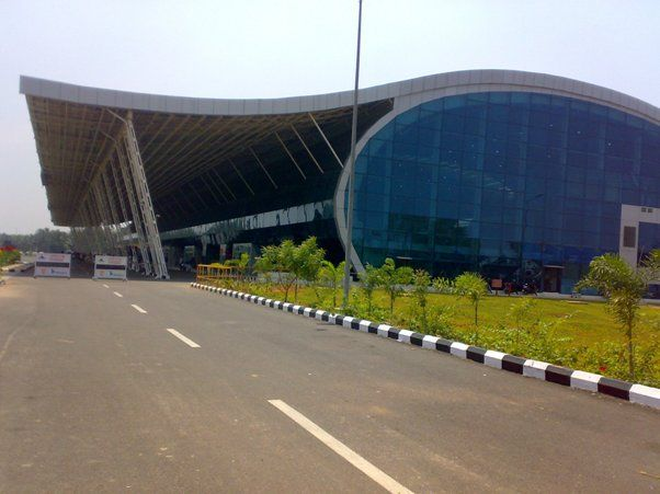 Trivandrum International Airport, Trivandrum