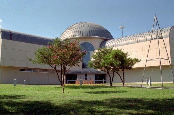 African American Museum, Dallas