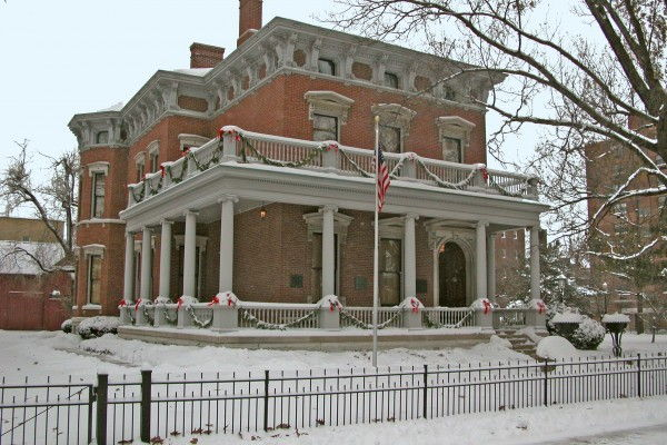 Benjamin Harrison Presidential Site, Indianapolis
