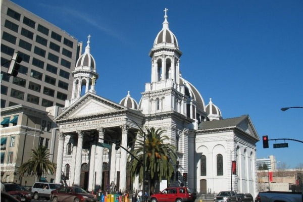 Cathedral Basilica of St. Joseph, San Jose
