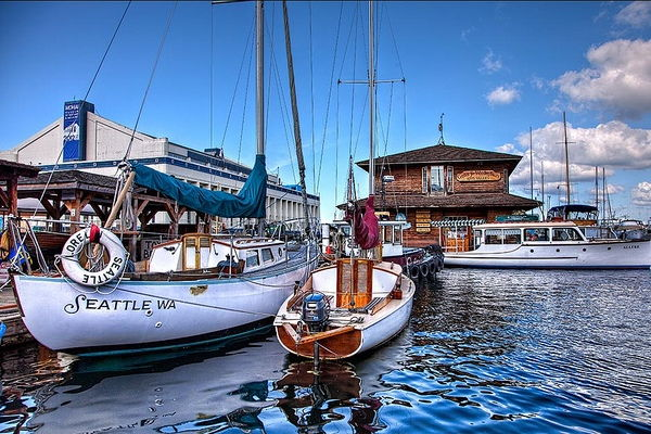 Center for Wooden Boats, Seattle