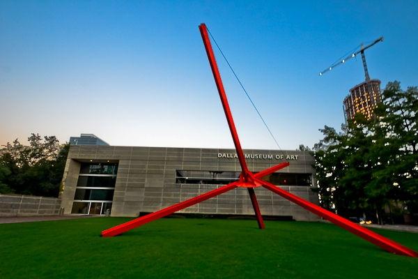 Dallas Museum of Art, Dallas