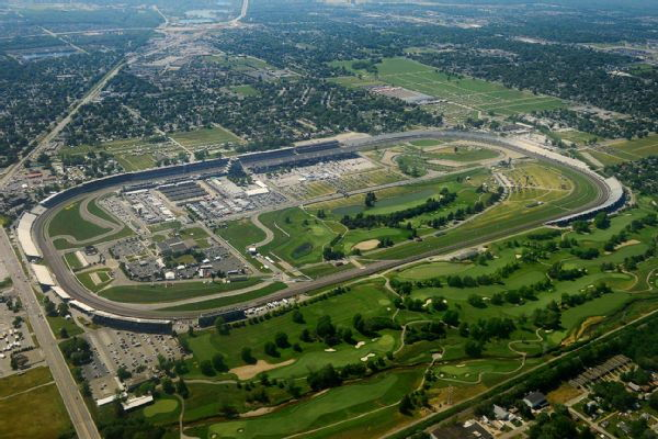 Indianapolis Motor Speedway, Indianapolisa