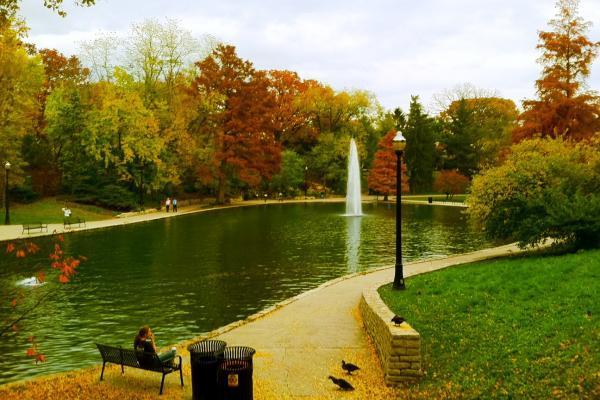 Mirror Lake, Columbus