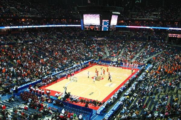 Nationwide Arena, Columbus