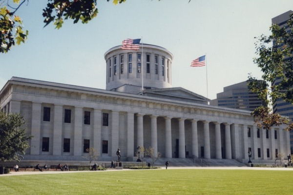 Ohio Statehouse, Columbus