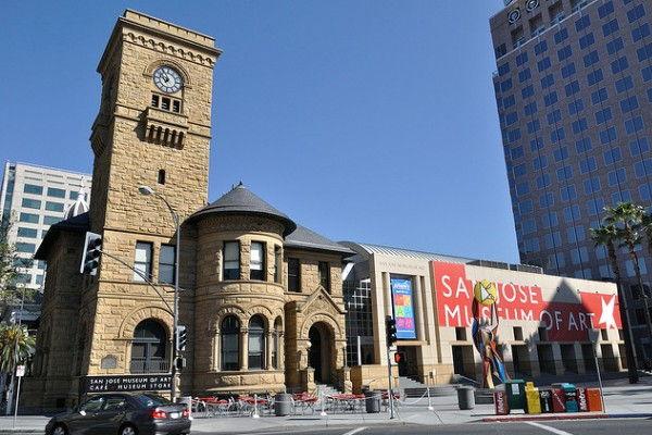 San Jose Museum of Art, San Jose