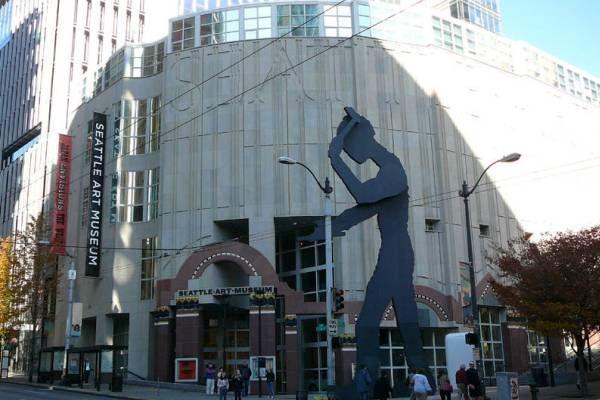 Seattle Art Museum, Seattle