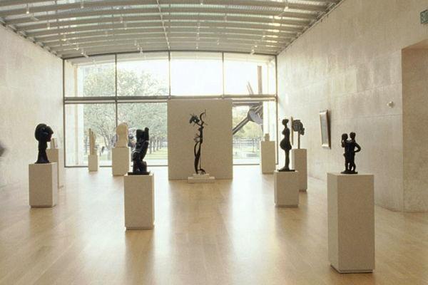 The Nasher Sculpture Center, Dallas
