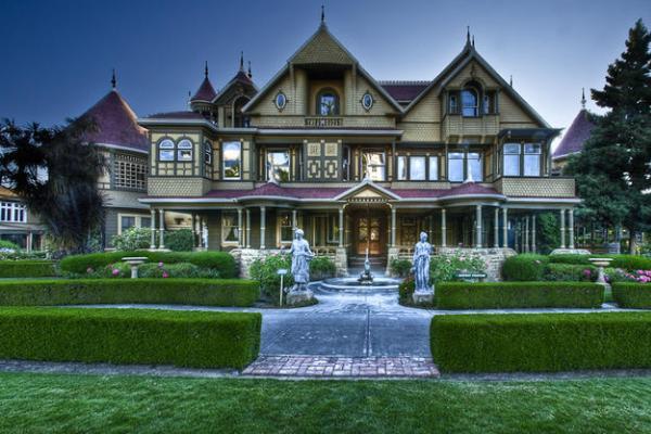 Winchester Mystery House, San Jose