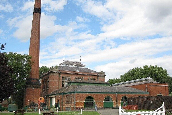 Abbey Pumping Station Leicester
