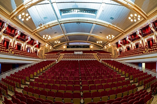 De Montfort Hall Leicester