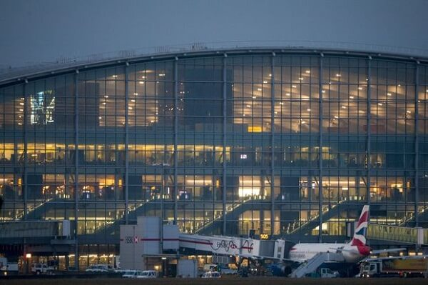 Heathrow Airport London