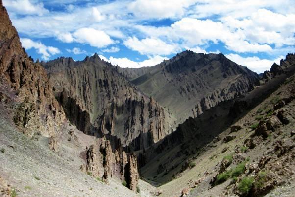 Stok Range, Ladakh - Jammu and Kashmir