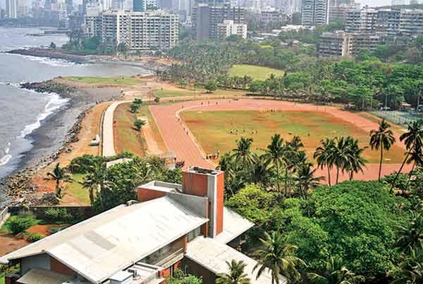 Priyadarshini Park, Napean Sea Road - Mumbai