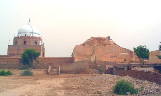 Sun Temple, Multan