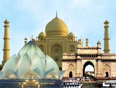 Why India is not a popular travel destination for international tourists?