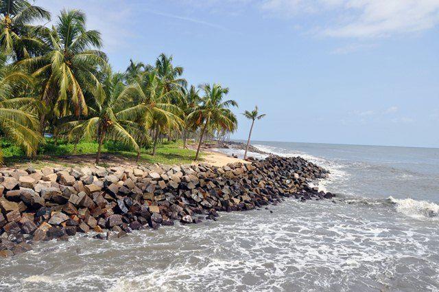 Vatanappally Beach