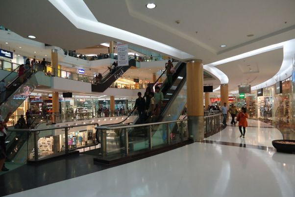 Infocity Super Mall 1 and 2, Gandhinagar