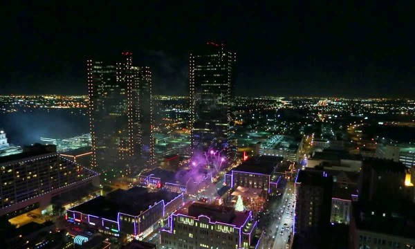 Fort Worth New Years Eve Fireworks