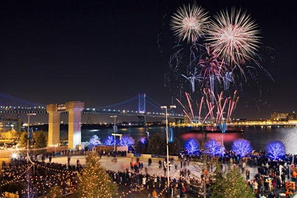 Philadelphia New Years Eve Fireworks