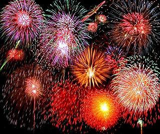 Phoenix New Years Eve Fireworks