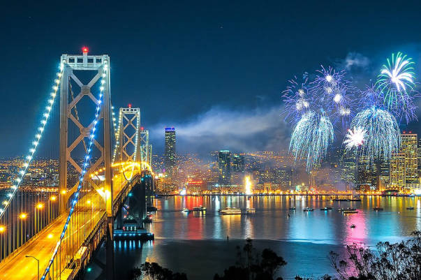 6 Best New Years Eve 2017 Party Destinations In Usa