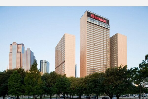 The Sheraton Dallas