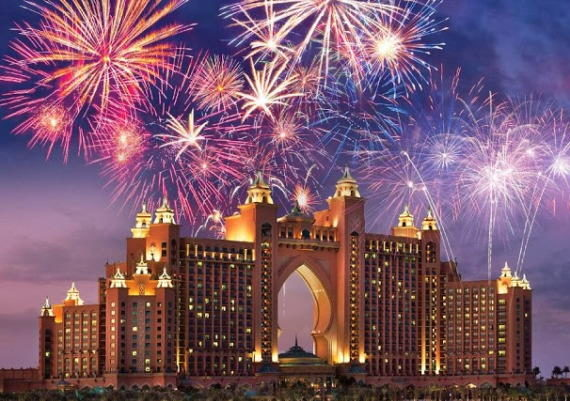 Dubai Atlantis The Palm New Years Eve 2020 Hotel Packages, Deals, Fireworks and Celebration Information