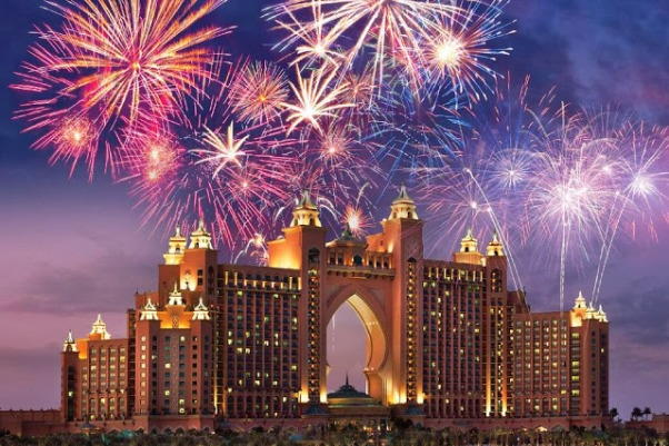 Atlantis The Palm New Years Eve, Dubai