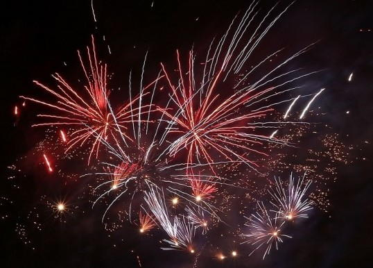 El Paso New Years Eve Fireworks