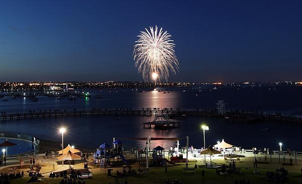 Geelong New Years Eve Fireworks