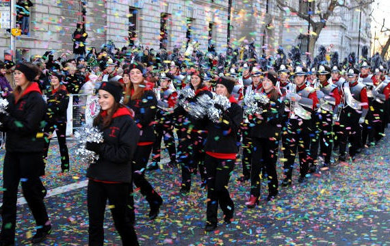 London New Years Day Parade 2017 Live Streaming Information, Route Map, Date, Buy Tickets