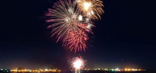 New Years Eve Fireworks in Geelong