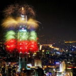 Taipei 101 New Years Eve 2019 Fireworks and Celebration Information