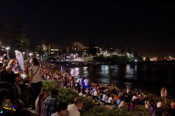 Wollongong New Years Eve Celebration