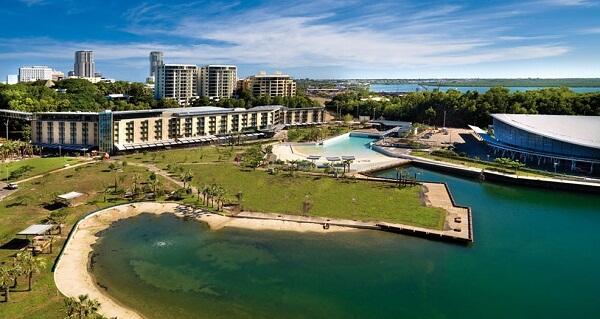 Adina Apartment Hotel Darwin Waterfront, Kitchener Drive