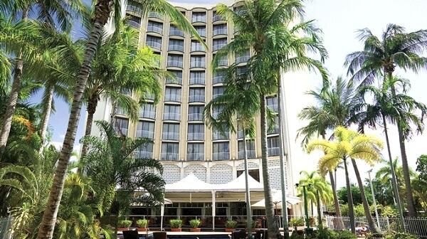 DoubleTree by Hilton Darwin, The Esplanade