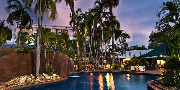 Travelodge Mirambeena Resort Darwin, Cavenagh Street